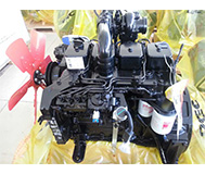 4BT3.9-C100 Cummins Engine para la Construcción